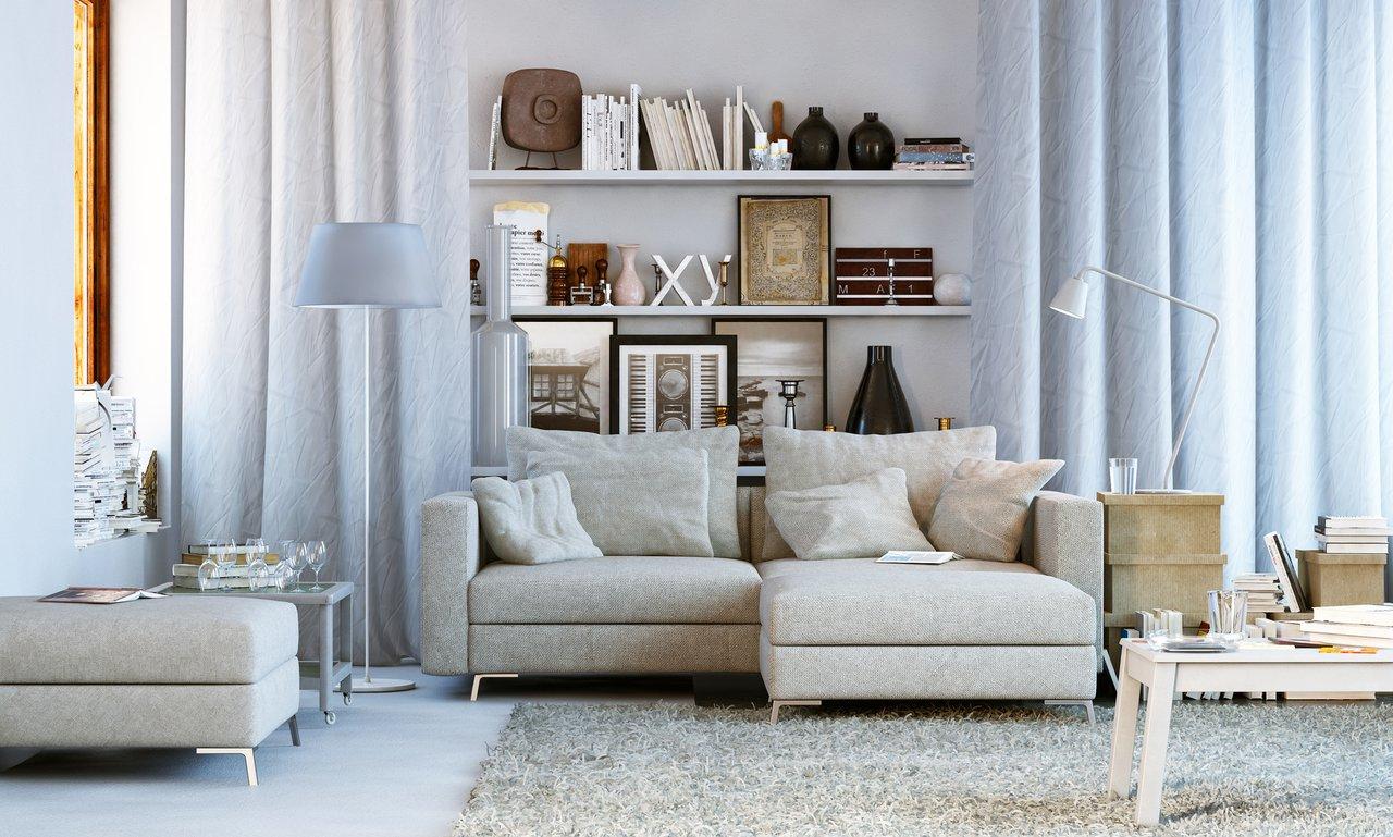 Raumgestaltung Dekoration Und Textile Gestaltungselemente